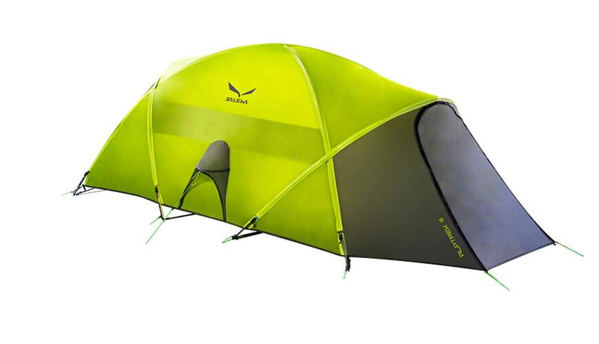 Salewa Alptrek III Tent cactus/grey